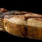 Sarcophage de jeune fille