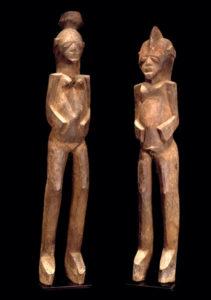 Statuettes. Afrique