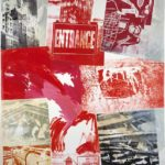 Robert Rauschenberg, Sans titre - collection Renault - photographe georges poncet