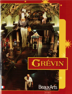 Grévin, Hors-série Beaux-Arts Magazine