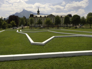 Down to the Ground Krauthügel Art Project Paul Wallach Salzburg Foundation, Autriche