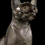 La chatte de Bastet, détail