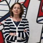 Ann Hindry, conservateur de la collection Renault - photographe georges poncet