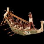 Barque funéraire, Égypte