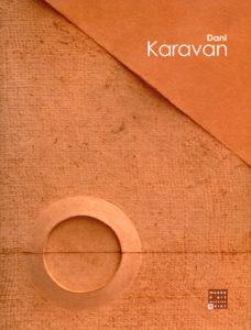 Catalogue Dani Karavan, Musée d'Art Moderne Céret