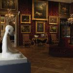 Musée de la Chasse et de la Nature, Paris - Miguel Branco Moine de côté