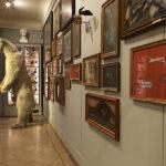 Musée de la Chasse et de la Nature, Paris - Miguel Branco Salle de l'ours